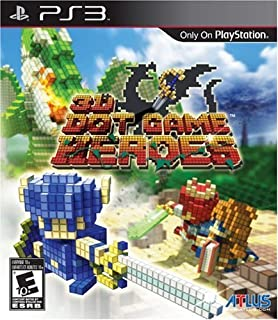 3D Dot Game Heroes by Ps3 (B002I0J45C) | Amazon price tracker / tracking, Amazon price history charts, Amazon price watches, Amazon price drop alerts
