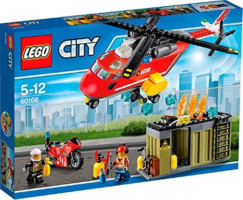 Preisvergleich Produktbild LEGO® City 60108 Feuerwehr-Löscheinheit