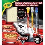 Kit de pintura Deluxe de Cars 3, de Crayola 54 0159-E-000