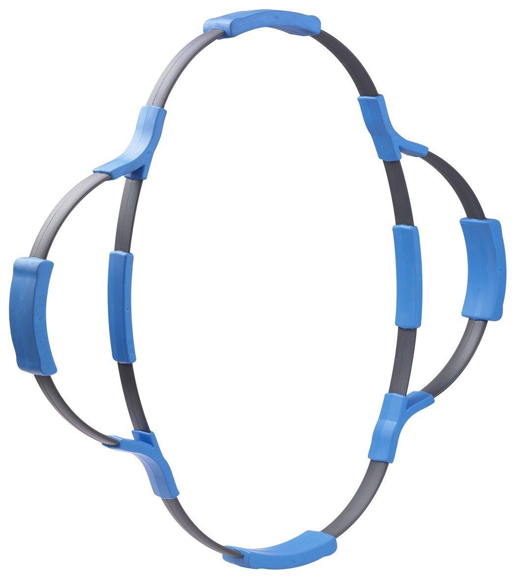 Sveltus Flexoring pilate de anillo, color azul