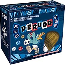 Asmodee Jeux de Société - Perudo Foot, PEFT01FR