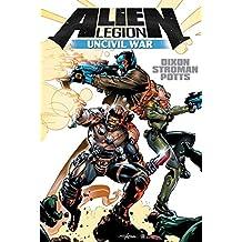 Alien Legion : Uncivil War by Carl Potts (20-Jan-2015) Hardcover