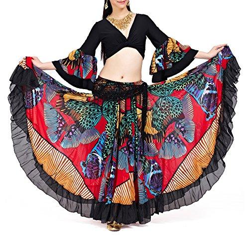 e 25 Yard Tribal Gypsy Rock, Halloween-Kostüm (Gypsy Für Halloween)