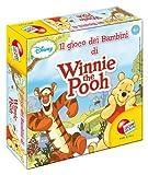 Liscianigiochi 34406 Winnie The Pooh Il Gioco dei Bambini