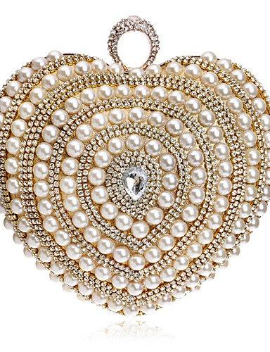 lemon-t-l-west-da-donna-a-forma-di-cuore-perla-diamanti-sera-borsa-black