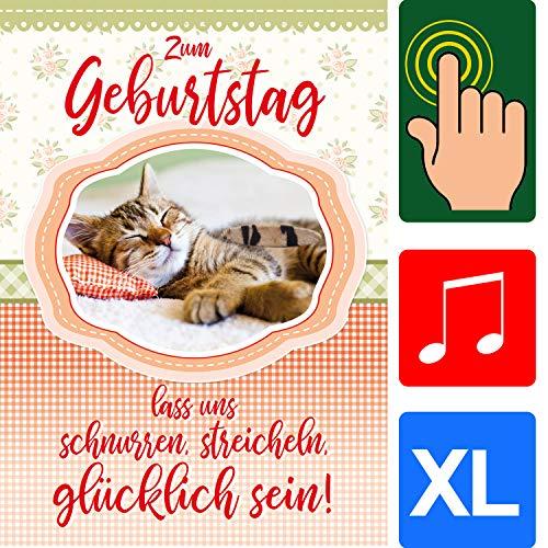 bentino XXL Glückwuschkarte mit Musik