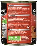 Animonda Gran Carno Sensitive Adult Reines Rind, 6er Pack (6 x 800 g) - 5