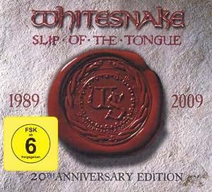 Slip of the Tounge-20th Aniv.ed.CD+Dvd