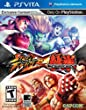 Capcom Street Fighter x Tekken, PS Vita