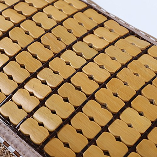 Sommer Matte Kissen kühl im Sommer Eis Seide Kissen Kaffee Health Care Kissen dunklen mahjong Kopfkissenbezug