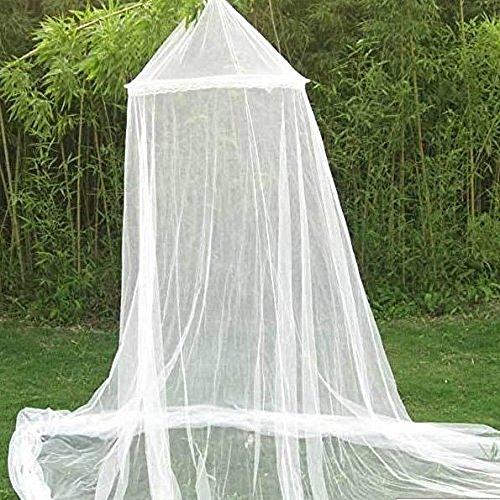 Preisvergleich Produktbild ledyoung Mosquito Nets Betthimmel Netz Outdoor Urlaub Reisen Home, weiß