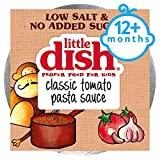 Little Dish Cooking Sauce Tomato Sauce 80G 12 Mth+