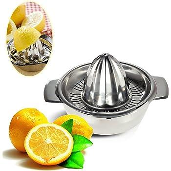 Decdeal Presse Agrumes Manuel Inox Presse Citron Pour Jus D Orange