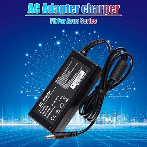 Qyd 120w-Asus-Ladegerät-Notebook-Ersatz-Netzteil für Asus Zenbook Eeebook Vivobook N56vz N55sf Rog Gl502 N56 Pa-1121-28 N550j N550jx K56cb N53sv N53sn N56vm Pa-1121-28,1.2m Laptop Power Ac Adapter Kab (Laptop-energie-adapter-ladegerät-adapter)