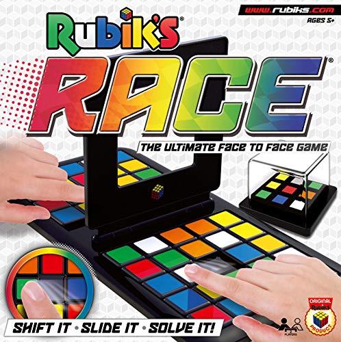 Rubiks Race - Cubo Rubik John Adams versión inglés