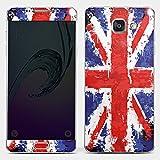 Samsung Galaxy A5 (2016) Case Skin Sticker aus Vinyl-Folie Aufkleber Union Jack England Flagge