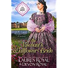 The Viscount's Wallflower Bride: A Sweet & Clean Historical Romance (The Chase Brides Book 5) (English Edition)