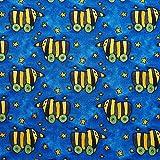 Tigerente Öko-Tex® Jersey Stoff - für Kleidung, Kissen, Bettwäsche, uvm. - Meterware