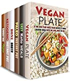 Diet-Friendly Cooking Box Set (6 in 1) : Over 200 Vegan, Paleo, Ketogenic, Detoxifying Recipes to Lose Weight and Feel Good (Weight Loss Recipes)