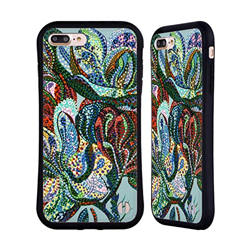 Ufficiale Erika Pochybova Odore Flora Case Ibrida per Apple iPhone 7 Plus / 8 Plus Odore