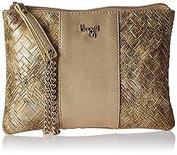 Baggit Women's Cosemetic Bag (Gold)