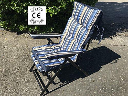 Sedia A Sdraio Basculante : Sdraio per terrazzo elegant tra le sedie da esterno che