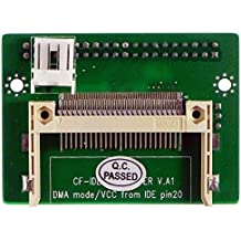 stci4002Dual de Compact Flash a IDE 40pin id485