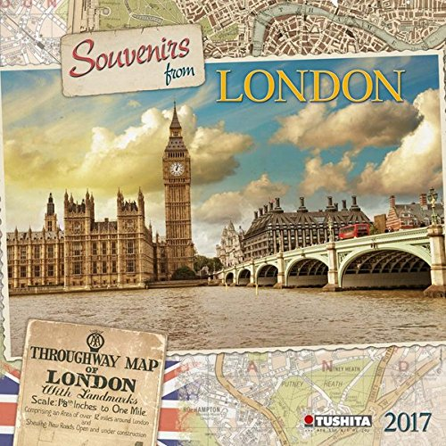 Souvenirs from London 2017 (Cities at Twilight)