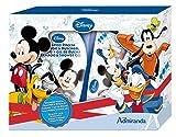 Disney Mickey und Friends Geschenkset-Shampoo/Duschgel, Kulturtasche mit Foto, 1er Pack (1 x 2...