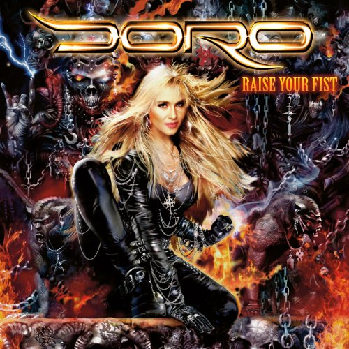 Doro: Raise Your Fist (Digipak) (Audio CD)