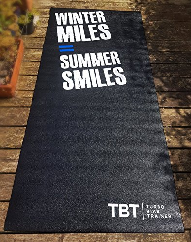 Turbo Trainer Mat – Exercise Mats