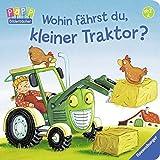Wohin fährst du, kleiner Traktor?