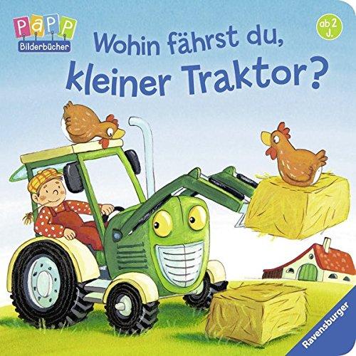 Wohin fährst du, kleiner Traktor? (Traktor)