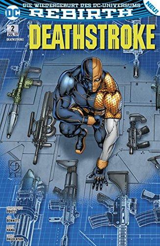 Deathstroke: Bd. 2 (2. Serie): Mit stählernen Fäusten