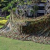 masterein al aire libre Bloqueador solar Redes selva camuflaje red Camping Caza Malla de sombra