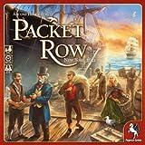 Pegasus Spiele 51340G - Packet Row - New York, 1842, deutsche Ausgabe