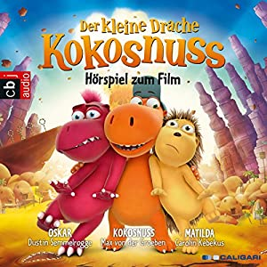 Der kleine Drache Kokosnuss: Hörspiel zum Film 1