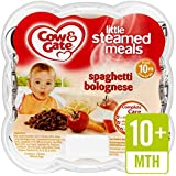 Cow & Gate 10 Mths + Spaghetti Bolognese Little Steamed Meal 230g