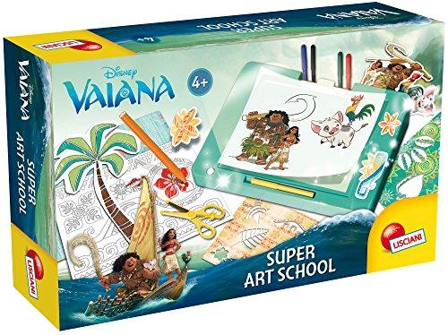 Lisciani Giochi 56095 Vaiana Super Art School