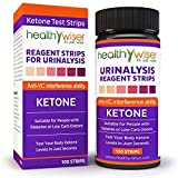 HealthyWiser Ketone Test Strips + BONUS ...