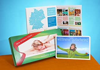 Wellness - Hotel - Gutschein - 100 Euro - Reise - Urlaub - Kurzurlaub - Geschenk