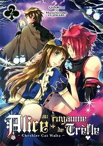 Alice au royaume de Trèfle Edition simple Tome 2