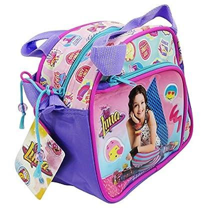 61k4RuyNVXL. SS416  - Disney Soy Luna Pop Caso Make Up Bag Bolsos Neceser Vanity Estuche