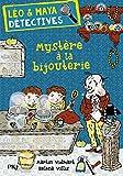 Léo et Maya, détectives - tome 07 : Mystère à la bijouterie (7)