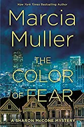 The Color of Fear (Sharon McCone Mystery)