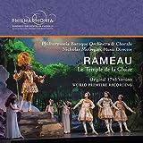 Rameau: Le Temple De La Gloire [Import allemand]