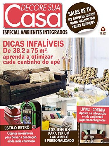 Decore Sua Casa Especial 16 (Portuguese Edition)