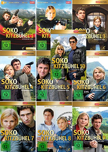 Box 1-10 (20 DVDs)