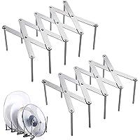 otutun Support pour couvercles en acier inoxydable,2 pièces Support pour couvercles en acier inoxydable, couvercle de…