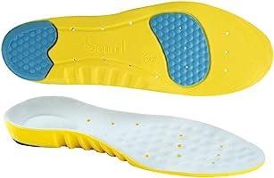 Soumit Ultra Soffice Antiurto Sport Solette, Comfort Traspirante Solette con Sostegno Dell'Arco Plantare, Eccellente Assorbimento Degli Impatti per Correre Jogging, Riduce Affaticamento Muscolare